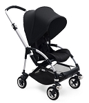 Bugaboo Bee 5 - Black & Silver